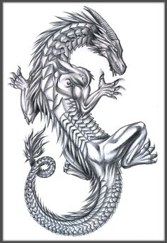 30 Amazing Dragon Tattoos for Men