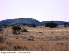 Image result for cronje at magersfontein