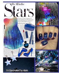 """I'm fascinated by stars °•..:°★°:..•°•..:°★°:..•°"" by minuitpoison ❤ liked on Polyvore"