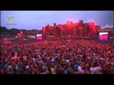 Skrillex - Live @ Tomorrowland 2012