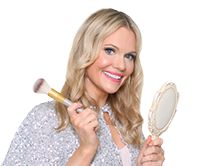Daniel Sandler Sculpt & Slim Effect Contour Face , Beauty and the Boutique Face P, Face And Body, Face Contouring, Contour Face, Hypoallergenic Makeup, Pencil Eyeliner, Blusher, Beauty Hacks, Beauty Tips