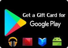Get your gift card from here. Right here on this page you can easily get Free Google Play Gift Card because its a free giveaway! It doesn't matter where you are ??