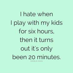 Playing with my kids more. playing with my kids more parenting memes, parenting toddlers, funny mom humor Friday Quotes Humor, Funny Mom Quotes, Funny Memes, Humor Quotes, Funny Kids Quotes, Mama Quotes, Facebook Humor, Mommy Humor, Kids Humor