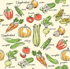 FRUIT & VEGETABLES on Behance Ohn Mar Win