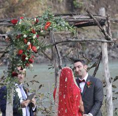 October Wedding, Teaser, Floral Tie, Dream Catcher, Wedding Venues, Weddings, Couple Photos, Videos, Wedding Reception Venues