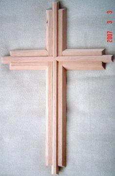 Unique Wooden Cross …