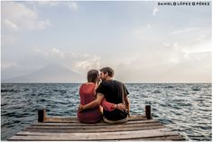 Beautiful Moment on Lake Atitlan for our Couples Photography
