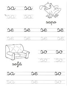 French Worksheets, English Worksheets For Kids, Grande Section, Kids English, Education English, Learning Spanish, Spanish Class, Teacher Resources, Homeschool