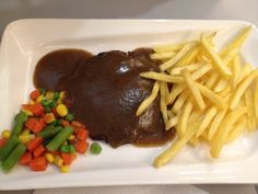 Humberger steak