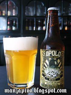 La cerveceria de Neo Manza: Cerveza Apolo Witbier - Colombia
