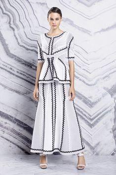 Hervé Léger by Max Azria Resort 2016 Fashion Show