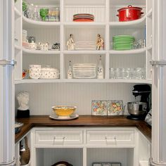 Small Pantry  Kitchen Design Ideas, Pictures, Remodel and Decor