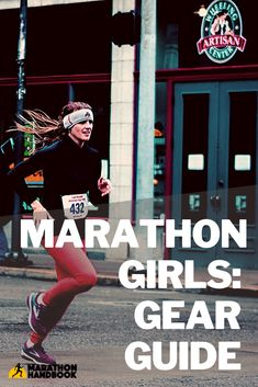 Check out our complete gear guide for marathon girls! Check out our complete gear guide for marathon girls! Best Marathon Running Shoes, Best Running Gear, Running Plan, Running Humor, Running Tips, Marathon Gear, Half Marathon Training, Half Marathon Motivation, Running Motivation