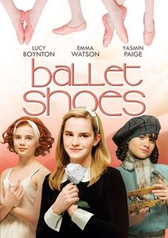 love, love, love this book! great movie for girls night :) Ballet Shoes