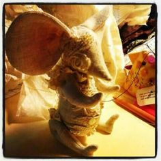 Making wee mousie's