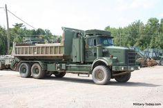 Western Star M4866S Military Truck