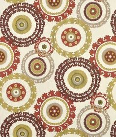 Swavelle / Mill Creek Taraz Teak Fabric - $22.1 | onlinefabricstore ...
