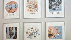 2015 Gorgeous Frame Worthy Wall Calendars