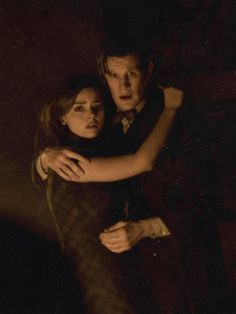 clara and 11th doctor ...