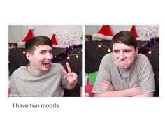 Its amazing how much his expressions can basically summarize my life