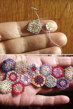 Tiny little stitches