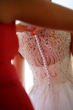 Suknia ślubna Madam Boqu.
