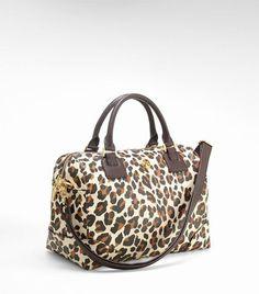 Cheetah tote bag!