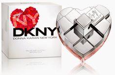Amostras e Passatempos: AMOSTRAS de DKNY