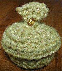 Tiny Box - Crochet Me