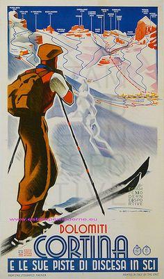 Dolomiti Cortina Ski  #TuscanyAgriturismoGiratola