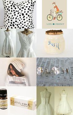 life is perfect by italiune on Etsy--Pinned with TreasuryPin.com #Pillows #Cushions #HomeDecor