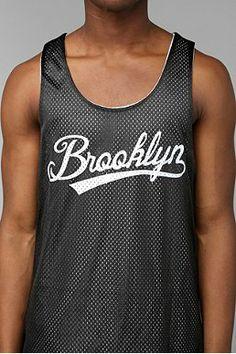 Brooklyn Mesh Tank Top