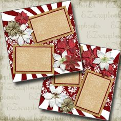 Spirit of Christmas - 3592 Just add photos! Christmas Winter shopping scrapbook pages layout. Christmas Scrapbook Layouts, Birthday Scrapbook, Scrapbook Page Layouts, Scrapbook Frames, Christmas Layout, Christmas Cards, Scrapbook Sketches, Baby Scrapbook, Scrapbook Stickers