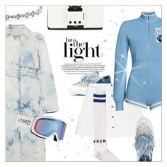 """""""To the Moon and back"""" by laste-co ❤ liked on Polyvore featuring Esteban Cortazar, Miu Miu, Veil London, Valentino, Forever 21, Perrin and craftsmanship"""