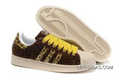 timeless design 4656b b6f9d The Most Classic For Travelling Womens Best Brand Deep Brown Yellow Leopard Adidas  Superstar II Dropshipping TopDeals, Price   79.11 - Adidas Shoes,Adidas ...