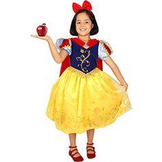 Fantasia Princesa Luxo Branca de Neve - Rubies