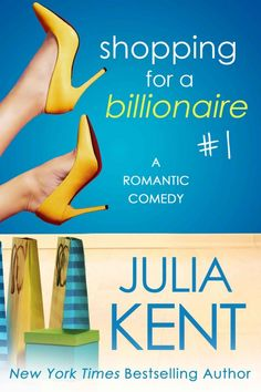 Readers enjoy hilarious new #romantic comedy from New York Times bestselling author Julia Kent. https://storyfinds.com/book/17320/shopping-for-a-billionaire