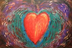 Original Love Painting by Liam Murphy Paintings I Love, Love Painting, Acrylic Painting Canvas, Original Paintings, Original Art, Canvas Art, Abstract Expressionism Art, Adore You, Abstract Styles