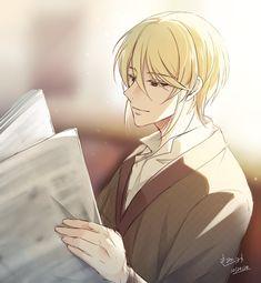Anime Chibi, Manga Anime, Anime Art, James Moriarty, Cute Relationship Texts, Anime Suggestions, Arte Obscura, Handsome Anime, Williams James