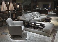 Flexform: new sofa by Antonio Citterio