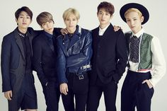 SHINee | Vogue Japan August Issue '15