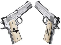 Photo Gallery: New Kimber 1911s are Real Eye-Catchers
