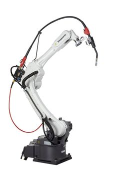 6 axis arc welding #robot - TL-1800 by Panasonic Industrial, Robot and Welding. #Industrial machines and equipment on #DirectIndustry
