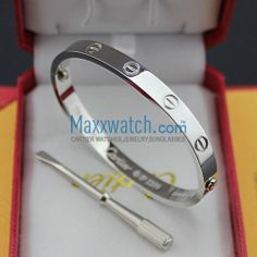 Cartier Love Bracelet B6035416 white gold  - $85.00 : High Quality Cartier Replica Watches, Fake Cartier Jewellery And Sunglasses In The MaxxWatch.com For Sale