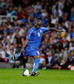 Mario Balotelli - Azzurri