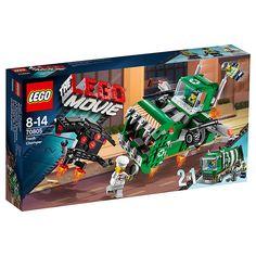 The LEGO® Movie Trash Chomper 70805