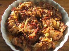 Kulinarna pasja: Biała kiełbasa, suszone pomidory i wino - pełna harmonia smaków Pork, Beef, Kale Stir Fry, Meat, Pork Chops, Steak