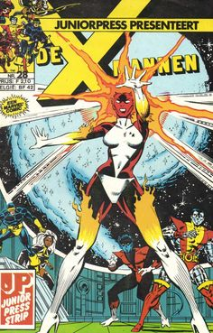 X-Mannen #28 Ontsnapping
