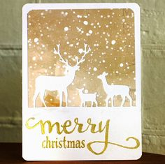 Ideas & Paper: Merry Christmas to You...