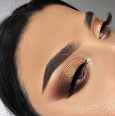 Pin by teresa sweets on makeup goals in 2018 maquiagem, maqu Unique Makeup, Love Makeup, Simple Makeup, Makeup Inspo, Makeup Art, Makeup Inspiration, Beauty Makeup, Hair Makeup, Huda Beauty